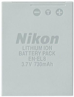Buy Nikon EN-EL8 Rechargeable Li-ion Battery: Rechargeable Battery