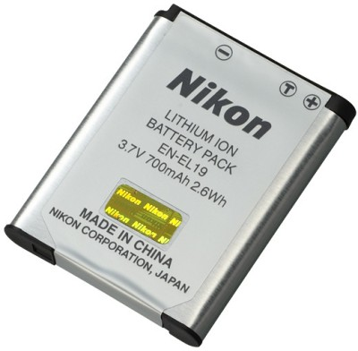Buy Nikon EN-EL19 Rechargeable Li-ion Battery: Rechargeable Battery