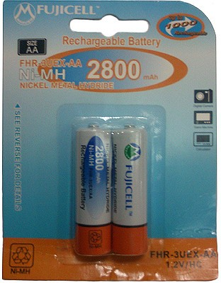 Buy Fujicell FHR-3UEX-AA (2800 mAh) Rechargeable Battery: Rechargeable Battery