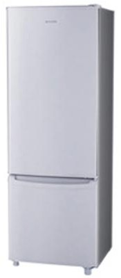 Buy Panasonic NR-BT263LH2N Double Door- Bottom Freezer 221 Litres Refrigerator: Refrigerator