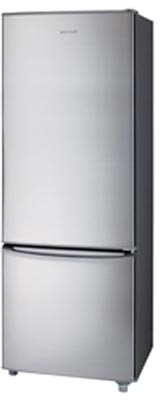Buy Panasonic NR-BU343MS2N Double Door- Bottom Freezer 282 Litres Refrigerator: Refrigerator