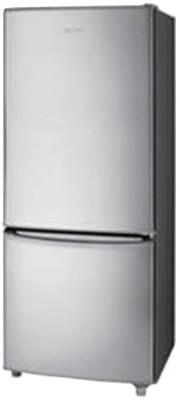Buy Panasonic NR-BU303MS2N Double Door- Bottom Freezer 238 Litres Refrigerator: Refrigerator