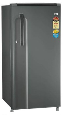 Buy LG GL-201KLG5 Single Door 190 Litres Refrigerator: Refrigerator