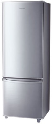 Buy Panasonic NR-BT263SS2N Double Door- Bottom Freezer 221 Litres Refrigerator: Refrigerator
