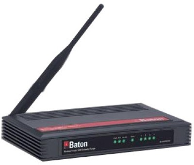 Iball 150M Wireless-N ADSL2 Router