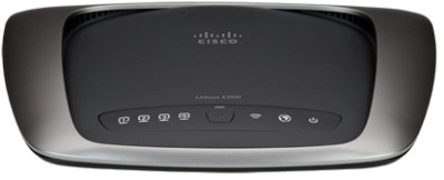 Buy Cisco Linksys X3000 N with ADSL2 Modem Router: Router