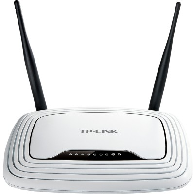 Buy TP-LINK TL-WR841N 300Mbps Wireless N Router: Router