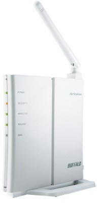 Buy Buffalo 150Mbps Wireless-N Wireless Entry Model Router: Router