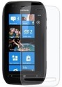 Amzer 93337 Anti-Glare Screen Protector with Cleaning Cloth for Nokia Lumia 710: Screen Guard