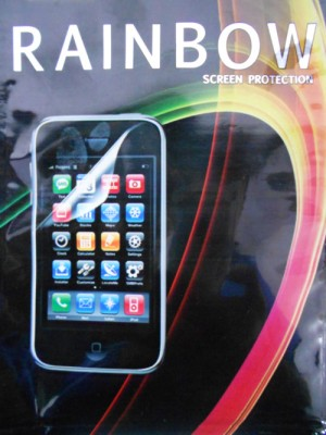 Rainbow N   X5 01 Screen Guard for Nokia   X5 01 available at Flipkart for Rs.125