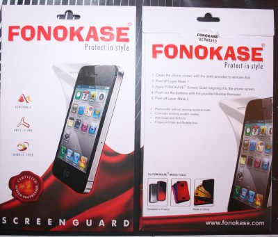 Fonokase SONY ERICSSION X10 MINI Screen Guard for Sony Ericsson Xperia X10 Mini pro