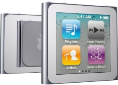 Buy iEnhance Mirror Screen Protector iPod Nano 6 Mirror Screen Protector for iPod Nano 6: Screen Guard