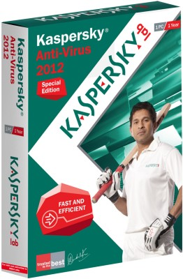 Buy Kaspersky Anti-Virus 2012 Special Edition 1 PC 1 Year: Security Software