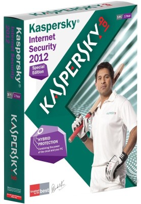 Buy Kaspersky Internet Security 2012 Special Edition 3 PC 1 Year: Security Software