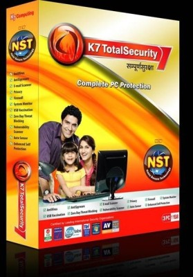 Buy K7 Total Security 1 PC 1 Year: Security Software