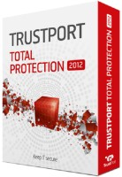 Trustport Total Protection 2012 1 PC 1 Year: Security Software
