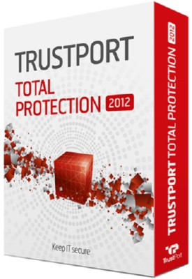 Buy Trustport Total Protection 2012 3 PC 1 Year: Security Software