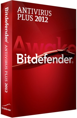 Buy Bitdefender Antivirus Plus 2012 3 PC 1 Year: Security Software