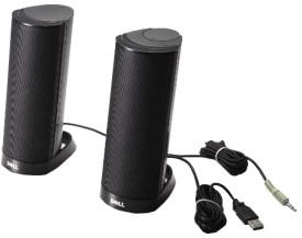 Dell - AX210CR USB Stereo Speaker