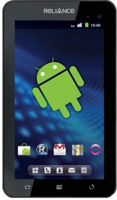 Buy Reliance 3G Tab: Tablet