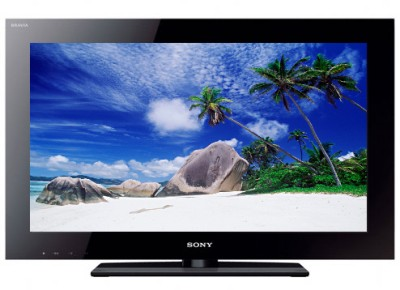 Sony BRAVIA 40 Inches Full HD LCD KLV 40NX520 Television available at Flipkart for Rs.43413