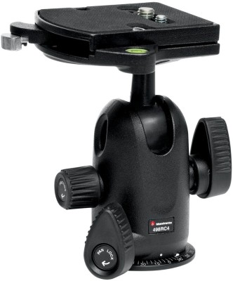 Buy Manfrotto 498RC4 (Ball Head): Tripod
