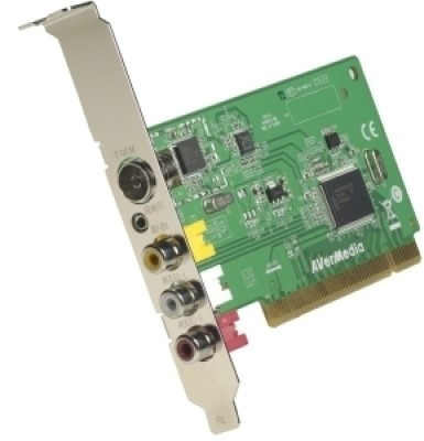 Buy AverMedia AVerTV SUPER 009 TV Tuner Card: TV Tuner Card