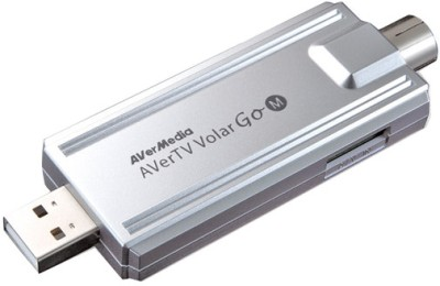 Buy AverMedia AverTV Volar Go M TV Tuner Card for MAC: TV Tuner Card