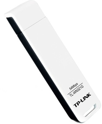 Buy TP-LINK TL-WN321G 54 Mbps USB Wi-Fi White USB Adapter: Usb Adapter