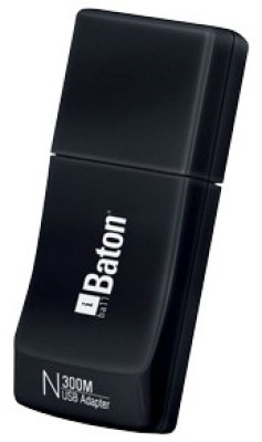 Buy iBall 300M Wireless-N USB Adapter: Usb Adapter