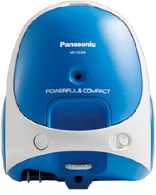 Panasonic MC-CG304 Dry Vacuum Cleaner (Grey & Blue)