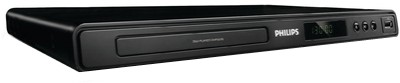 Buy Philips DVP3826/94 DVD Player: Video Player