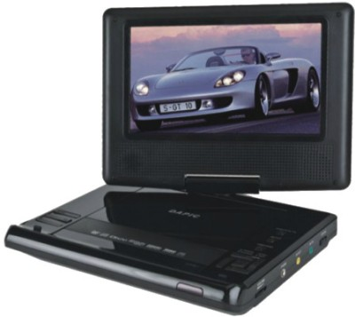 Buy Dapic DP 699T Portable DVD Player: Video Player