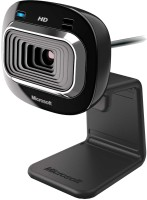Microsoft Lifecam HD 3000 Webcam: Webcam