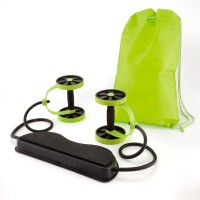 AND Retails Revoflex Xtreme Total Body Fitness Ab Exerciser (Multicolor)
