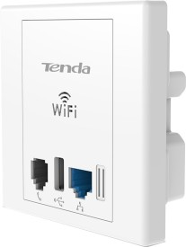 Tenda Wireless N300 Wall Plate Access Point