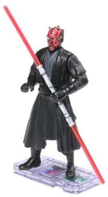 Star Wars Action Figures Star Wars Hasbro Star Wars Darth Maul Jedi Duel w/Doublebladed