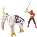 Power Rangers Action Figures Power Rangers Power Ranger Zord Vehicle W/Tigerzord With Red Ranger