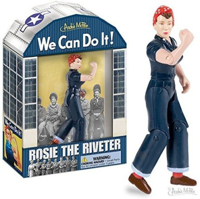 Accoutrements Rosie The Riveter