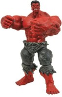 Diamond Select Marvel Select Red Hulk Action Figure (Multicolor)