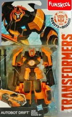 FunsKool Action Figures FunsKool Transformers Robots In Disguise Autobot Drift