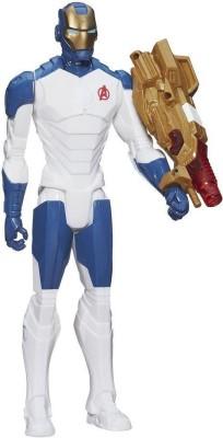 Funskool Avengers Titan Heroes Iron Man (Multicolor)