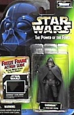 Star Wars Action Figures Star Wars Power of the Force Freeze Frame Garindan Action Figure