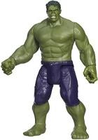 Marvel Avengers Titan Hero Tech Hulk 12 Inch Figure (Multicolor)