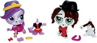 Littlest Pet Shop Love In Paris Pet Pair (Multicolor)