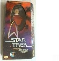 Playmates Diamond Select Toys Star Trek The Original Series Cloth Retro Series 1 Klingon (Brown)