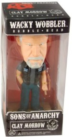 FunKo Action Figures FunKo Sons Of Anarchy Clay Wacky Wobbler