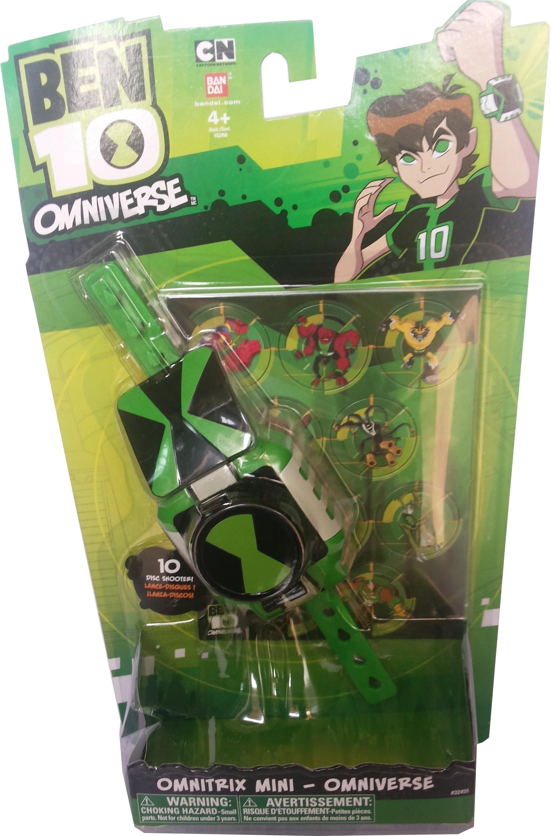 Ben 10 Omnitrix Mini - Omniverse - Omnitrix Mini ...