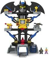 Fisher-Price Fisher-Price Imaginext DC Super Friends Transforming Batcave (Multicolor)