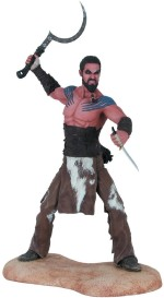 Game of Thrones Action Figures Game of Thrones Khal Drogo Figure